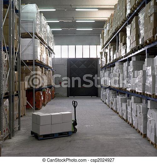 Merchandise Stocking - csp2024927