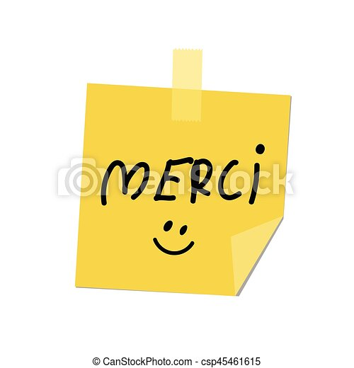 merci on post it birthday clip art images for june birthday clip art images women