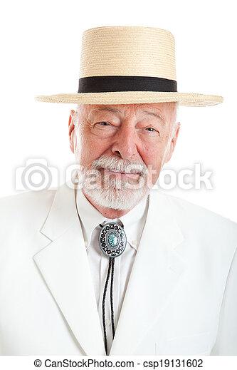 meridional, caballero, guapo - csp19131602
