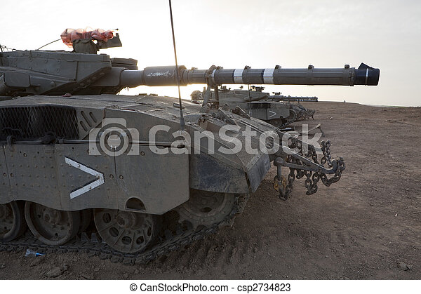 merkava, zbiornik, główny kanał, mk, baz, 4, bitwa - csp2734823