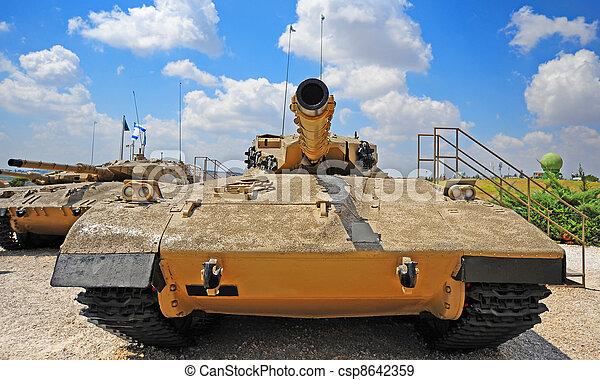 merkava, zbiornik - csp8642359