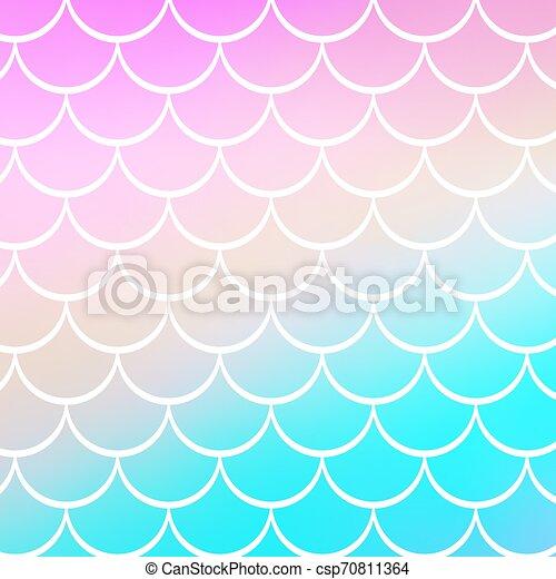 mermaid unicorn princess background clip art vector csp70811364