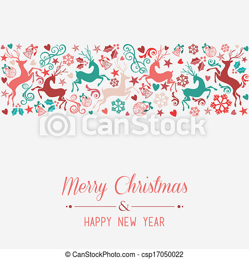 Merry christmas and happy new year greeting card merry christmas merry christmas and happy new year greeting card csp17050022 m4hsunfo