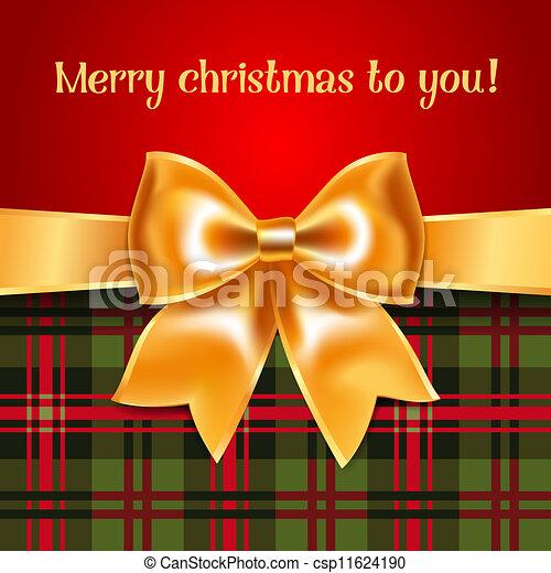 Merry christmas - background - csp11624190