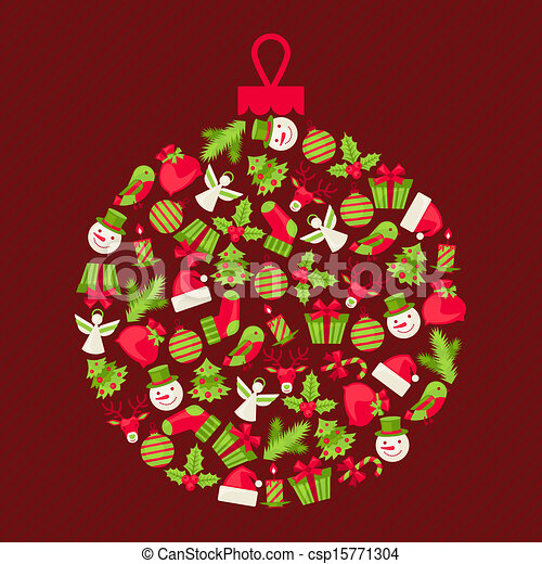 merry christmas background for invitation card - Merry Christmas Background