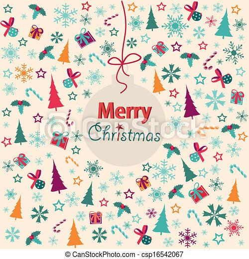 Merry Christmas - csp16542067