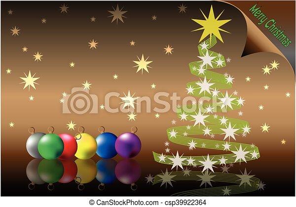 Merry Christmas! - csp39922364