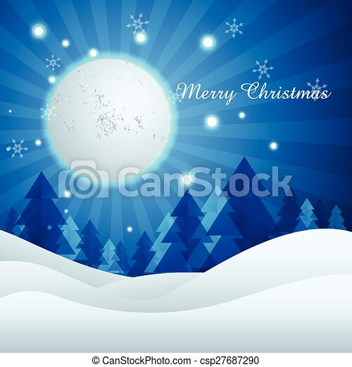 merry christmas design - csp27687290