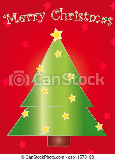 merry christmas - csp11570198
