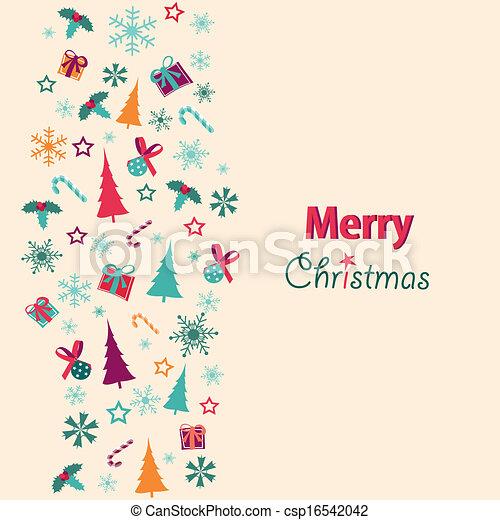 Merry Christmas - csp16542042