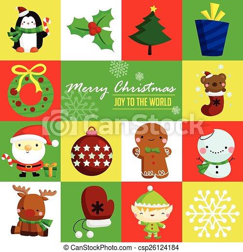 Merry Christmas - csp26124184