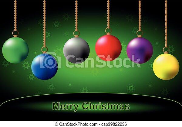 Merry Christmas! - csp39822236