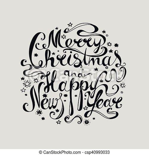 merry christmas - csp40993033