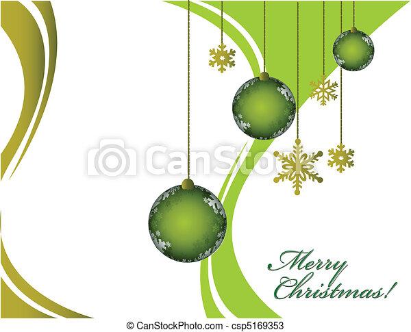 Merry Christmas - csp5169353