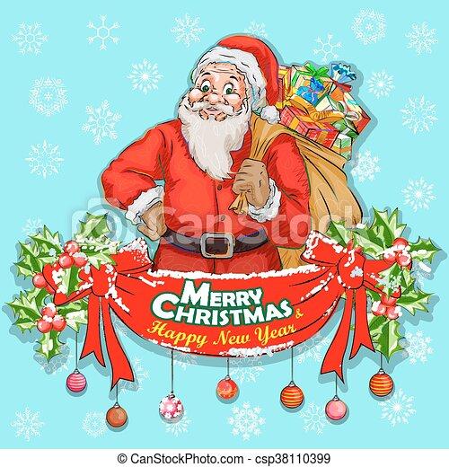Christmas Celebration Images For Drawing.Merry Christmas Festival Celebration Background