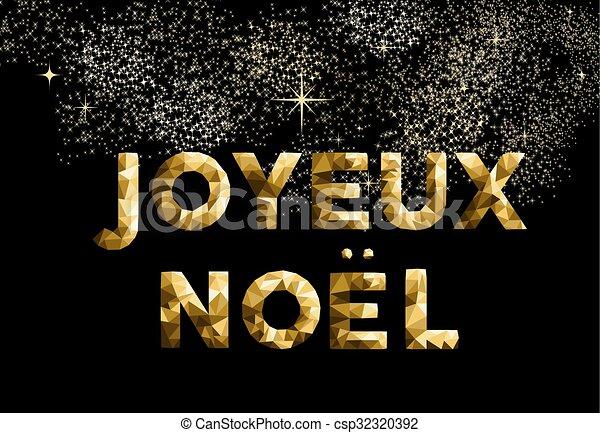 merry christmas french joyeux noel france country csp32320392 - Merry Christmas French
