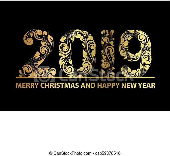 Merry Christmas Wishes 2019.Merry Christmas Greeting Card