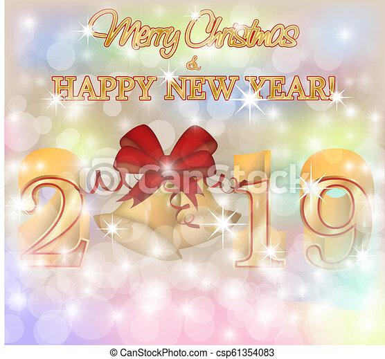 Happy New Year Invitation Card 40