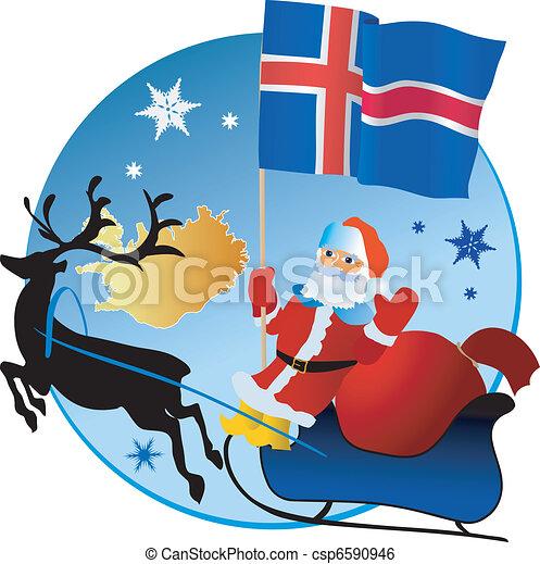merry christmas iceland - Merry Christmas In Icelandic