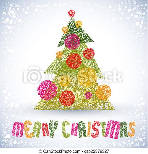 Merry Christmas. - csp22379327