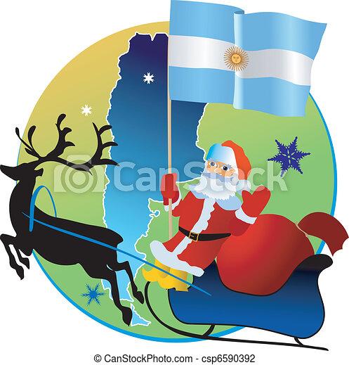 Merry Christmas! - csp6590392