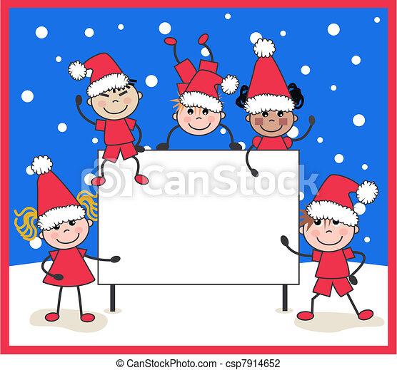 merry christmas - csp7914652