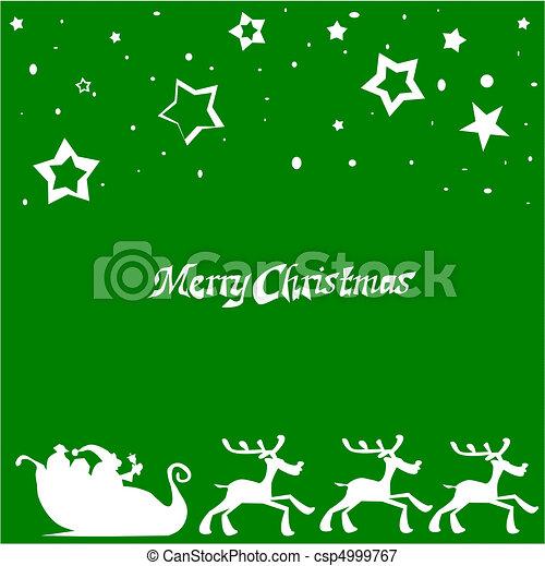 Merry Christmas - csp4999767