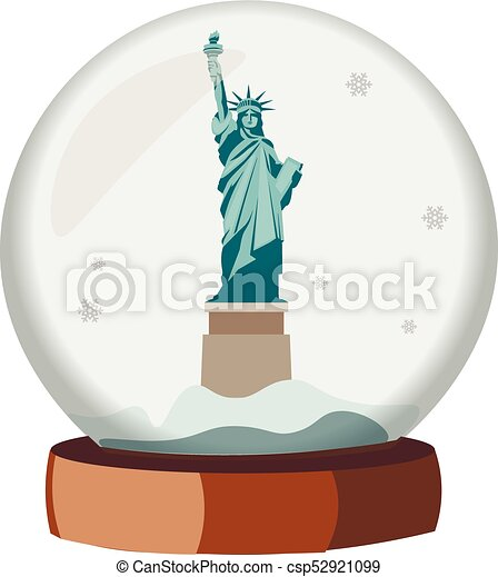 Merry Christmas New York City - csp52921099