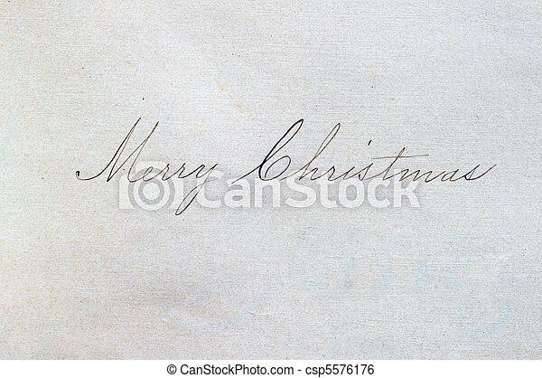 Merry Christmas In Cursive.Merry Christmas Script