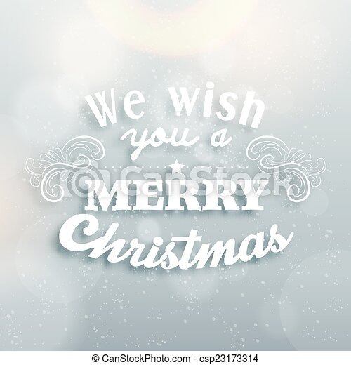Merry christmas season greetings quote vector design merry christmas season greetings quote csp23173314 m4hsunfo