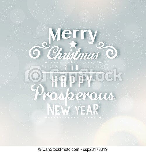 Merry christmas season greetings quote vector design vector clip art merry christmas season greetings quote csp23173319 m4hsunfo
