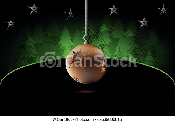 Merry Christmas! - csp39806615