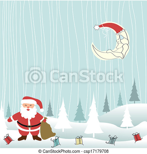 Merry Christmas - csp17179708