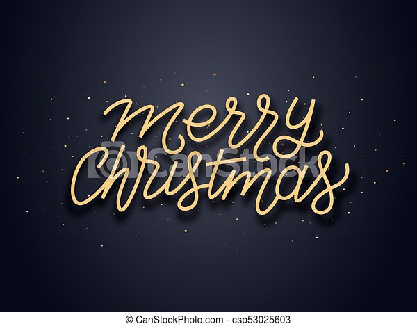 Merry Christmas Wishes Text.Merry Christmas Wishes Typography Vector Card
