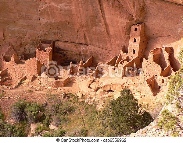 Mesa Verde National Park - csp6559962