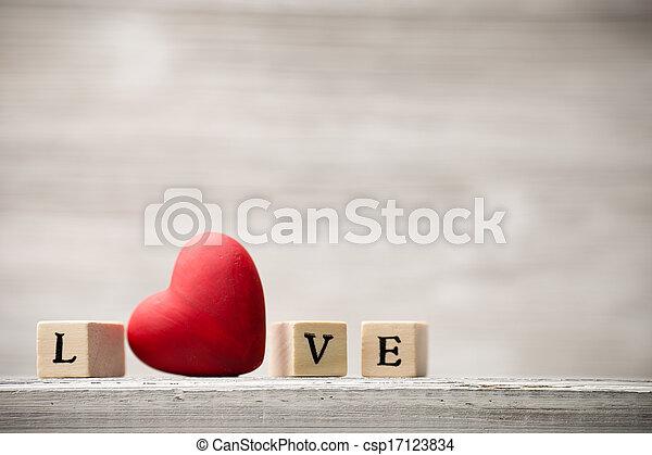 message., amor - csp17123834