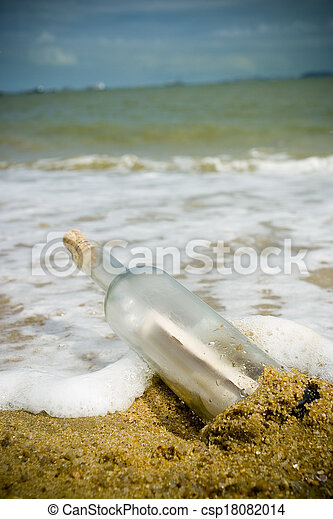 Message in a Bottle - csp18082014