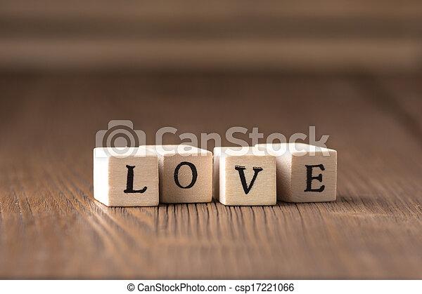 message., láska - csp17221066