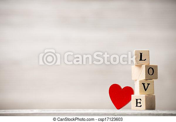 message., láska - csp17123603