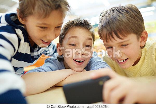 messaging, kinderen - csp20265264