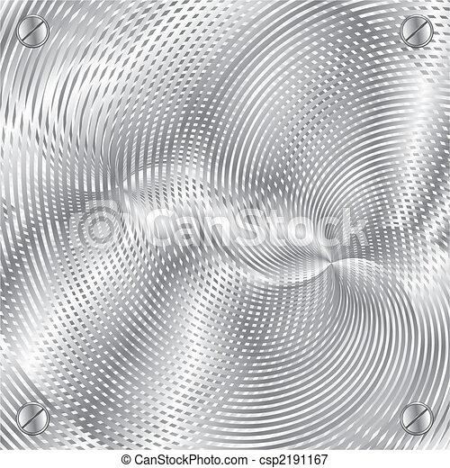 metaal, achtergrond, textuur - csp2191167