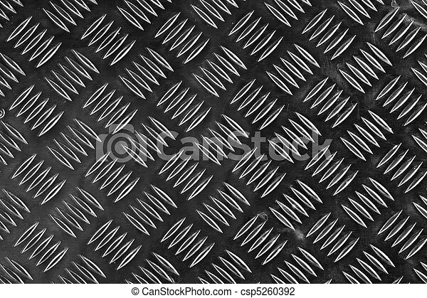 Metal a background - csp5260392