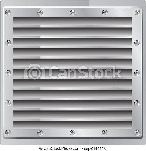 Metal Background - csp2444116