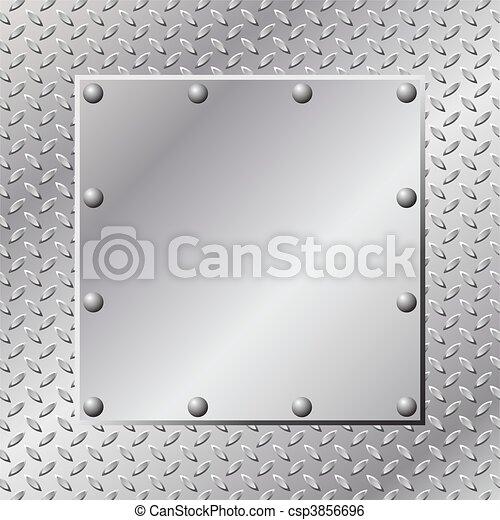 Metal Background - csp3856696