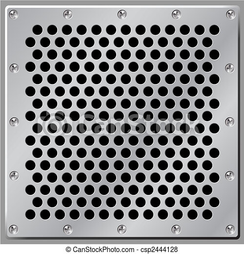 Metal Background - csp2444128