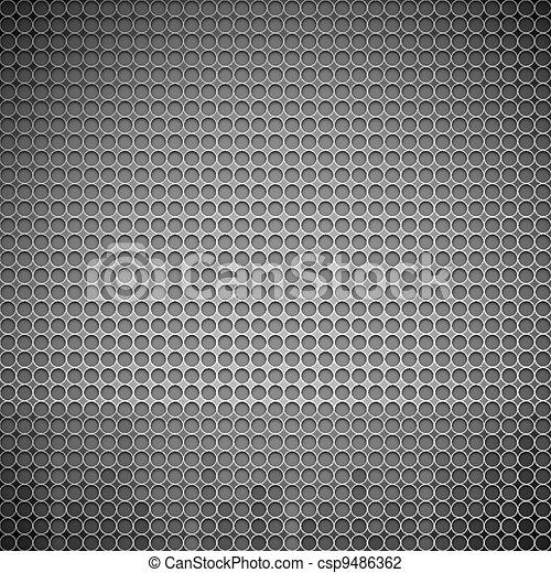 Metal background - csp9486362