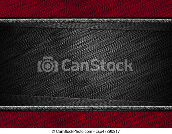 Metal background - csp47290917