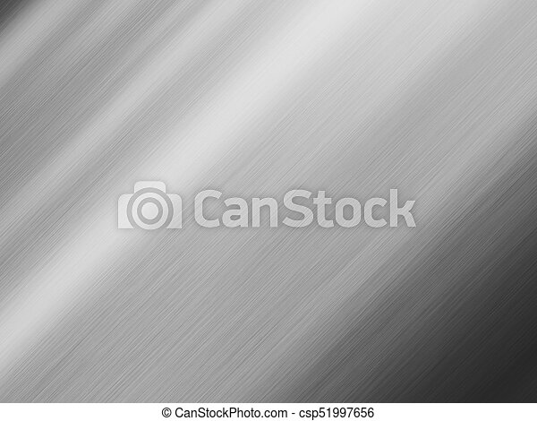 Metal background - csp51997656