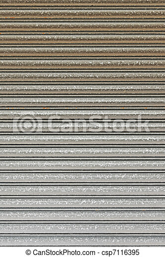 metal background - csp7116395