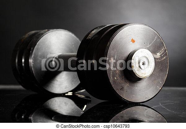 Campanilla de metal - csp10643793
